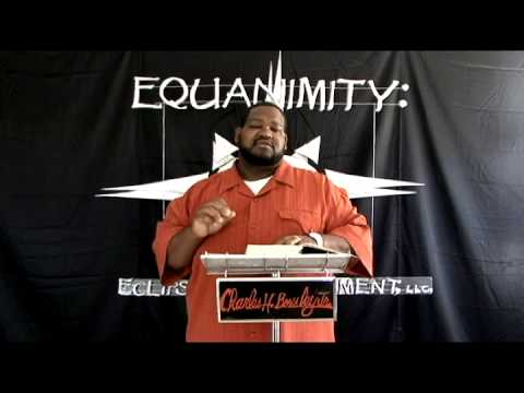 Equanimity: Eclipse Enlightenment, LLC - Session #I: Why Not A Job?