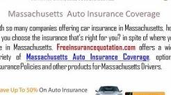 Massachusetts Auto Insurance Company - Massachusetts  State Car Insurance