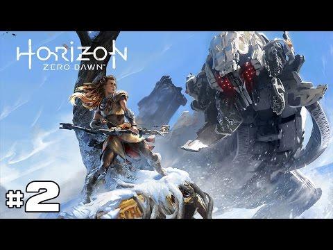 Horizon Zero Dawn - Let's Play #2 [FR]