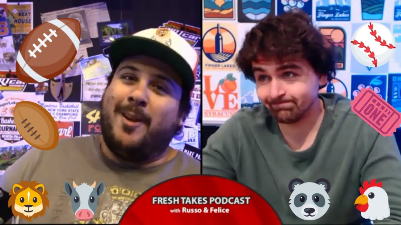 FRESH TAKES W/ RUSSO & FELICE: Elimination Night (podcast)