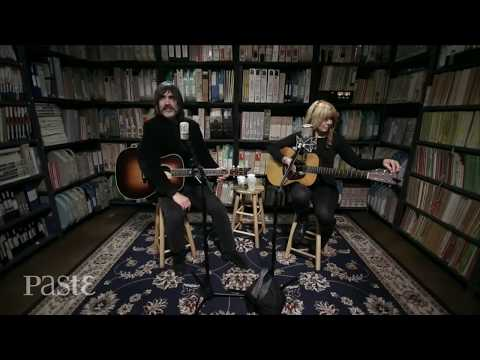 Larry Campbell & Teresa Williams live at Paste Studio NYC