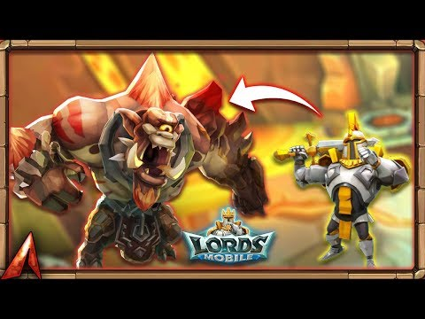 How To Hunt The Gargantua! Lords Mobile