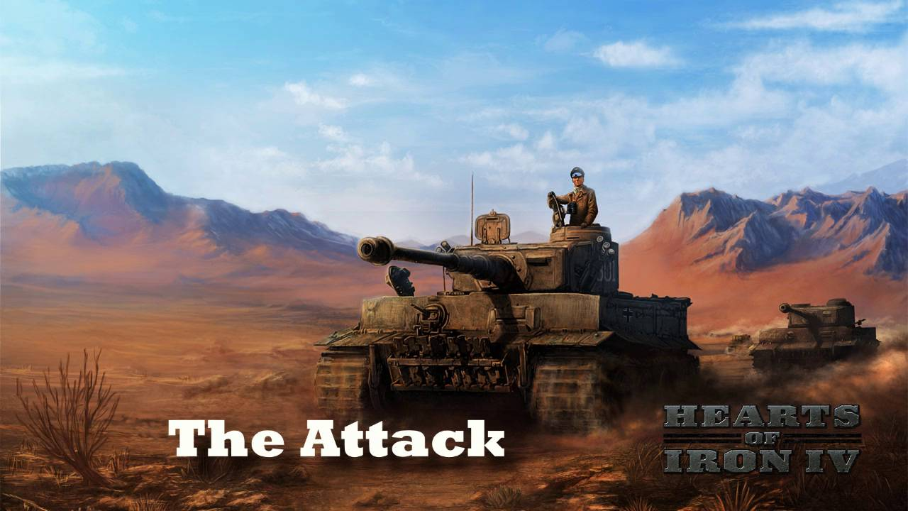 Download Hearts of Iron IV - The Attack