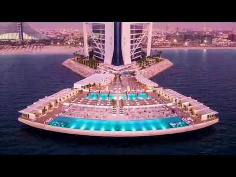 ADMARES // Burj Al Arab Terrace Development