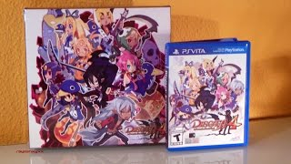 Vídeo Disgaea 4: A Promise Revisited