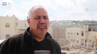 مصر العربية | إسرائيل تهدم بناية قيد الإنشاء في القدس الشرقية