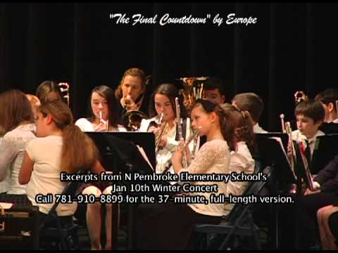 Excerpts from The North Pembroke Elementary School Winter Concert, 1-10-2013