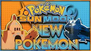 NEW POKEMON REVEALED! NEW ALOLA FORMS! POKEMON SUN AND MOON LEAK!