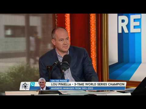 World Series Winning MLB Manager Lou Piniella on Ichiro Suzuki - 8/8/16