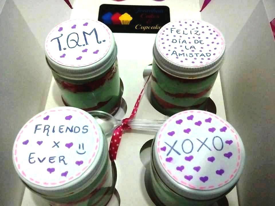Regalo para tu mejor amiga diy cake in a jar youtube - Regalos de cumpleanos originales para mi mejor amiga ...