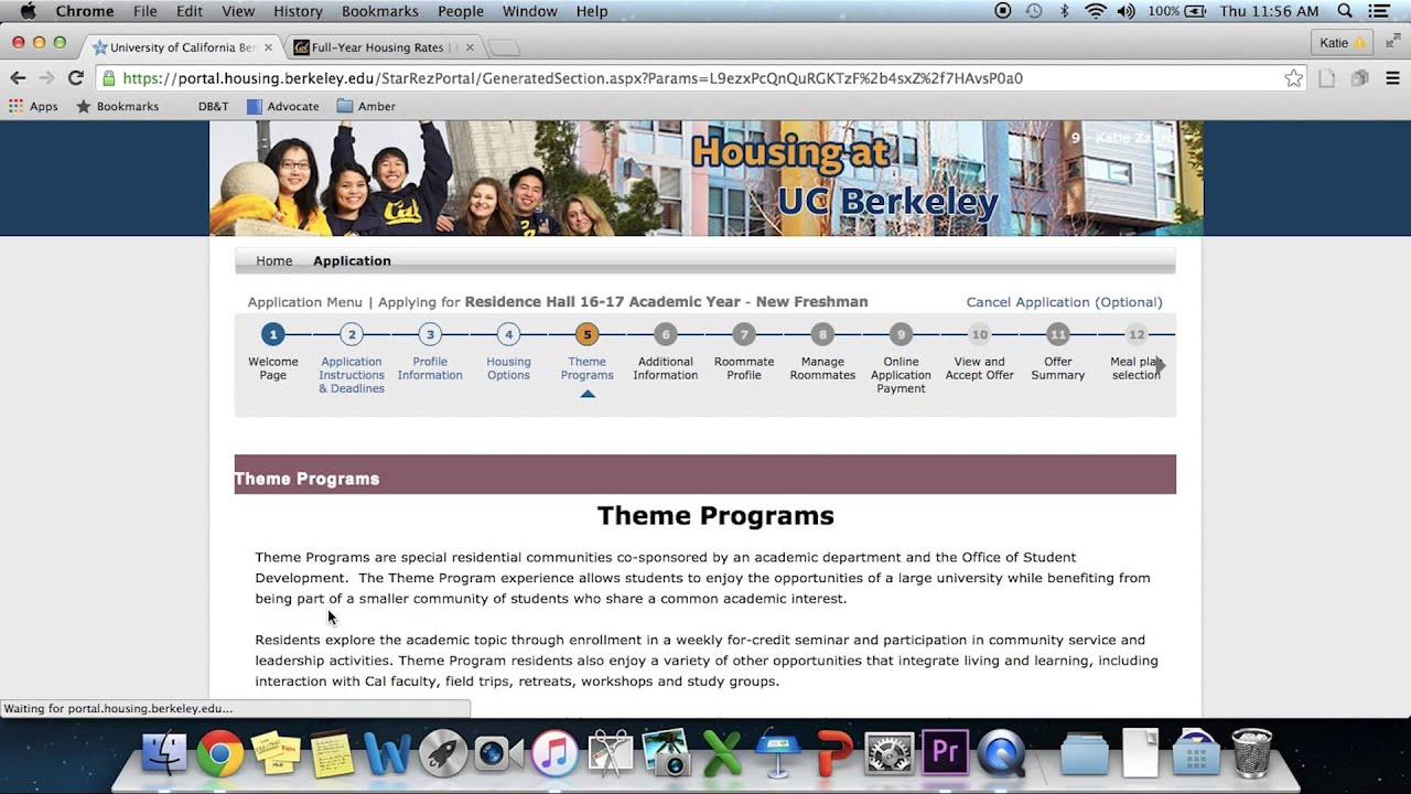 uc berkeley housing application tutorial phase  uc berkeley housing application tutorial phase 1