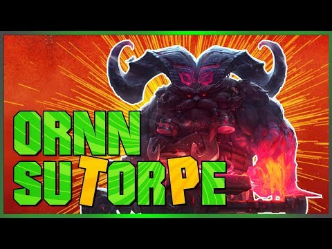 Quero Elo: ORNN SUTORPE - League of Legends