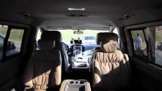 Микроавтобус на свадьбу Hyundai / Хендай черный(, 2016-01-14T13:09:00.000Z)