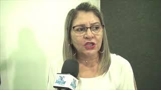 Ângela Maria ressalta a parceria da Cruz vermelha com o municipo de Limoeiro do Norte