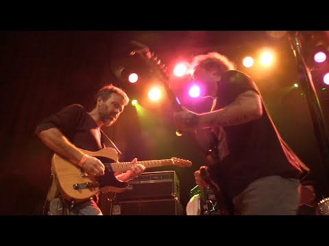 ANDERS OSBORNE - On The Road To Charlie Parker - live @ The Bluebird Theater