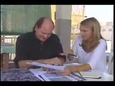 Lara Logan interview in Afghanistan 01