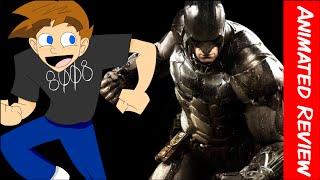 Batman: Arkham Knight Review PS4