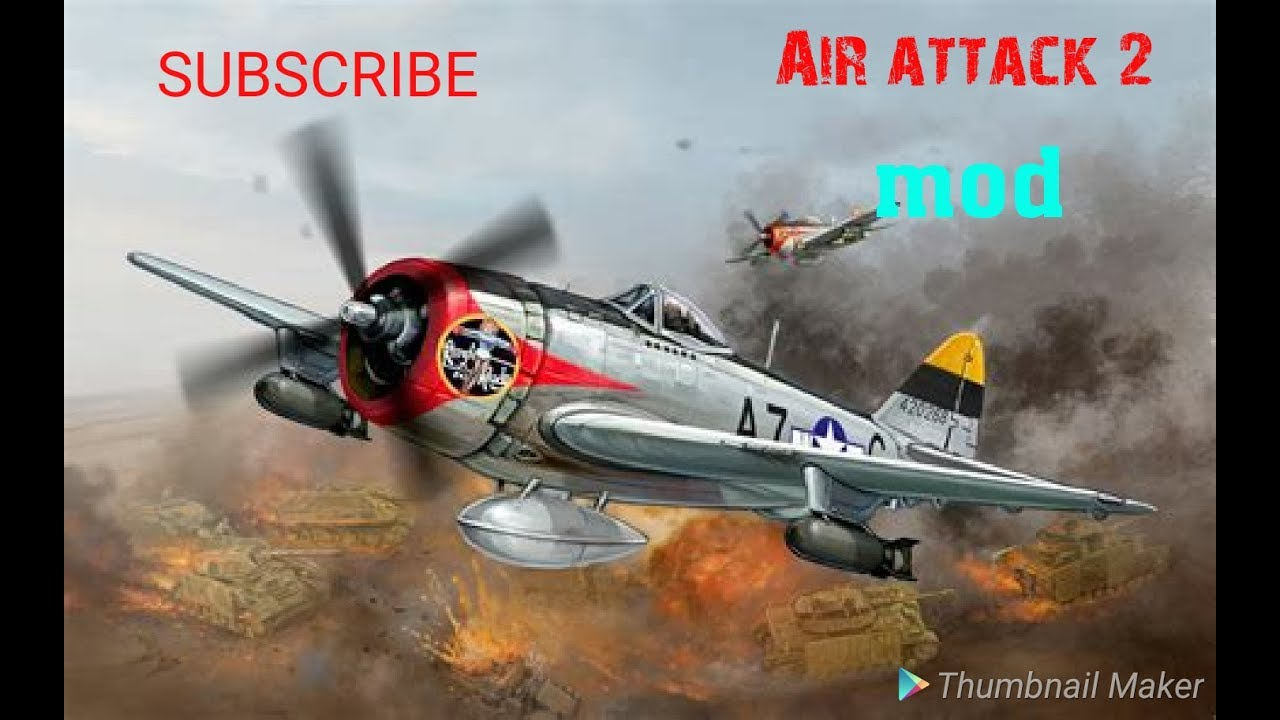 Download air attack 2 offline mod apk+data for android