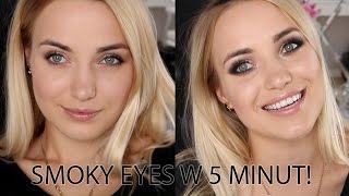 Jak zmienić makijaż dzienny w wieczorowy w 5 minut! Do dzieła!
