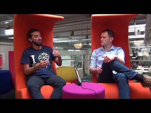 Interview de Cyrus FAZEL, Fondateur de SwissBorg, Société d'Investissement Blockchain & Crypto