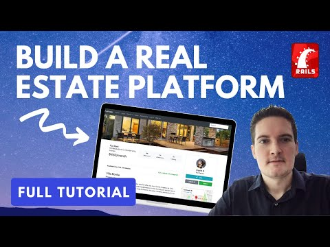 BUILD A REAL ESTATE / PROPERTY APP - RUBY ON RAILS TUTORIAL