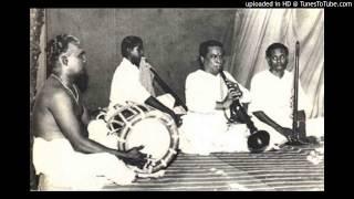 Nadaswaram-Nattai-Karakuruchi Arunachalam & Party