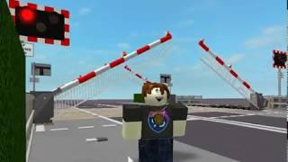 My Roblox UK Level Crossing