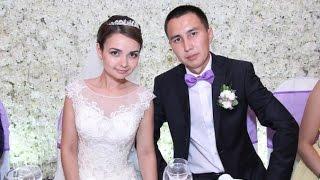 шикарный свадебный клип в Усть-Каменогорске
