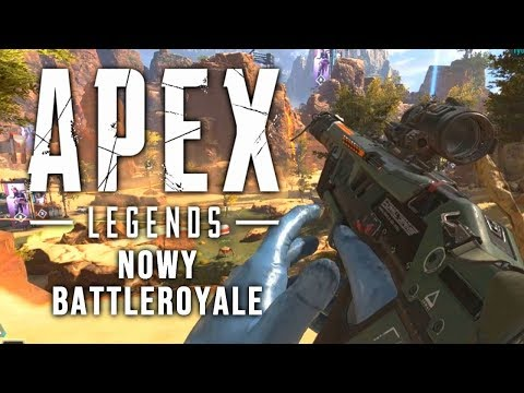 APEX LEGENDS = Siege + Overwatch + Titanfall? - DARMOWY BATTLE ROYALE thumbnail