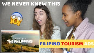 Wake up in the Philippines: Philippines Tourism Ads 2020 - ASEAN Tourism (REACTION)
