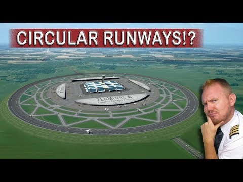 "Will Circular runways ""take off"""