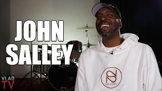 John Salley: Jordan Is the GOAT over LeBron, Muhammad Ali Is the Real GOAT (Part 7)