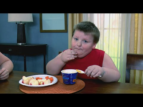 Meet A 4-Year-Old Who Is 115-Pounds