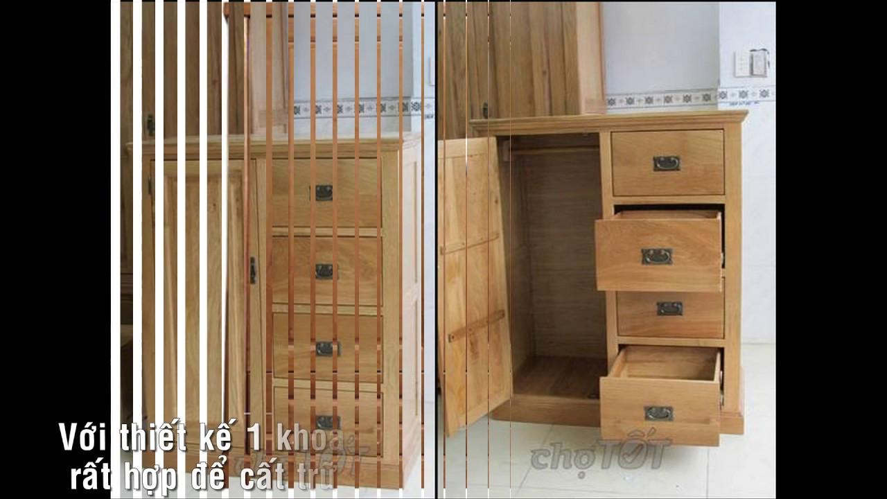 Lựa chọn tủ quần áo trẻ em gỗ tự nhiên cho bé yêu nhà bạn