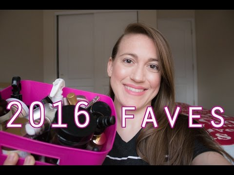 Best of 2016: Green Beauty Favorites! // Eco, Clean, Luxe Beauty!