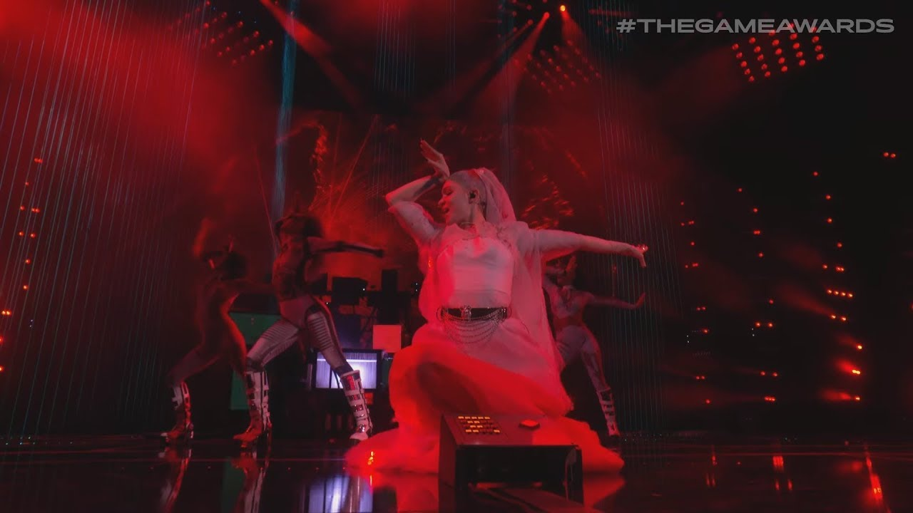 "Grimes - ""4ÆM"" (Cyberpunk 2077) - The Game Awards 2019 thumbnail"