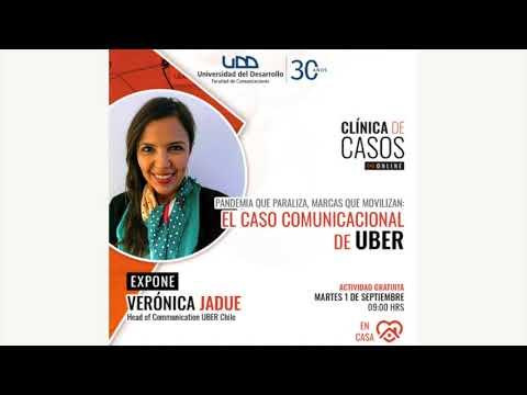 Clínica de Casos MCEMN: Uber Chile