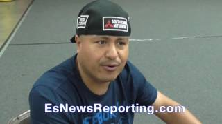 Is Mikey Garcia with TMT now? Robert Garcia answers- EsNews Boxing