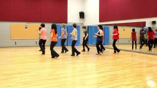 Keeping My Cool - Line Dance (Dance & Teach in English & 中文)