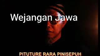 Gambar cover Wejangan Jawa Tulen