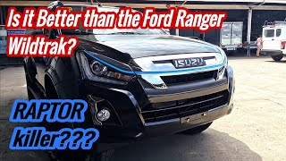 2019 Isuzu D-Max Boondock | Review