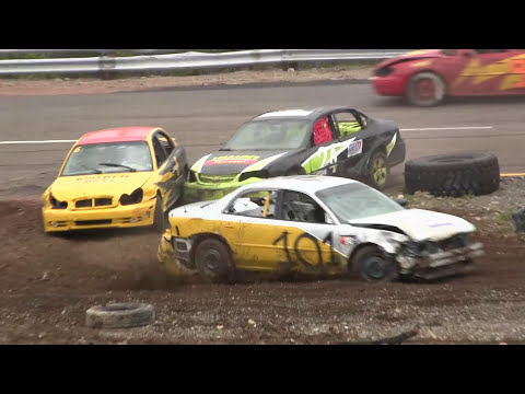Thunder Valley Speedway - Bomber Race #1