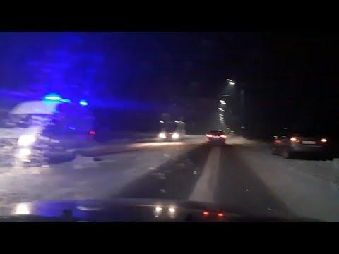 Страшная авария Воронеж 10.01 2019