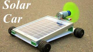 How To Make a Solar car
