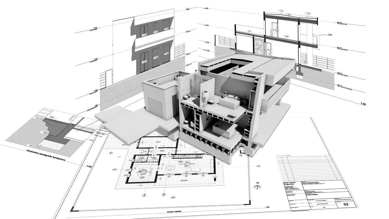 Archicad come modificare una struttura composta youtube for Modificare casa