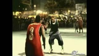 AND 1 Streetball Xbox Trailer - E3 2005 Trailer