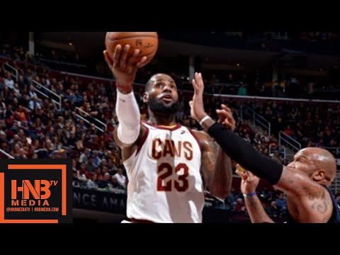 Cleveland Cavaliers vs Orlando Magic Full Game Highlights / Jan 18 / 2017-18 NBA Season