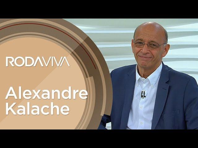 Roda Viva | Alexandre Kalache | 14/01/2019