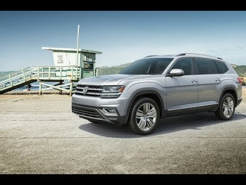 Volkswagen Atlas 2019 review