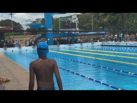 50 M breast stroke Group3 boys - KARNATAKA STATE MEET 2017